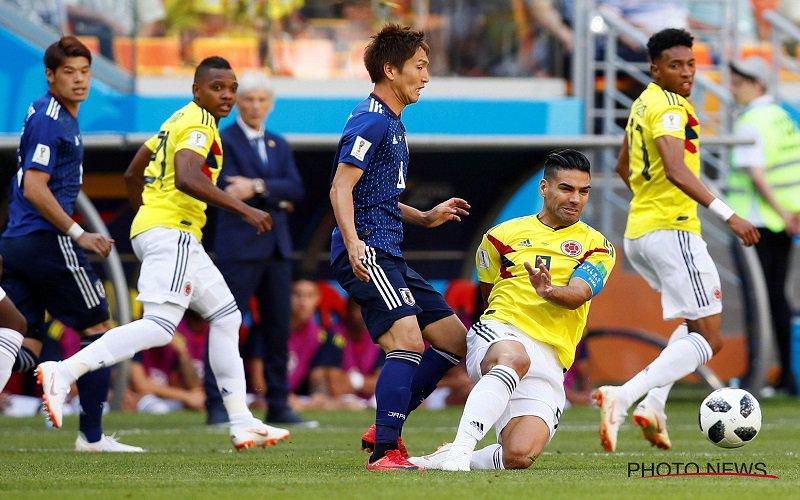Japan zorgt voor enorme verrassing en zet Colombia opzij