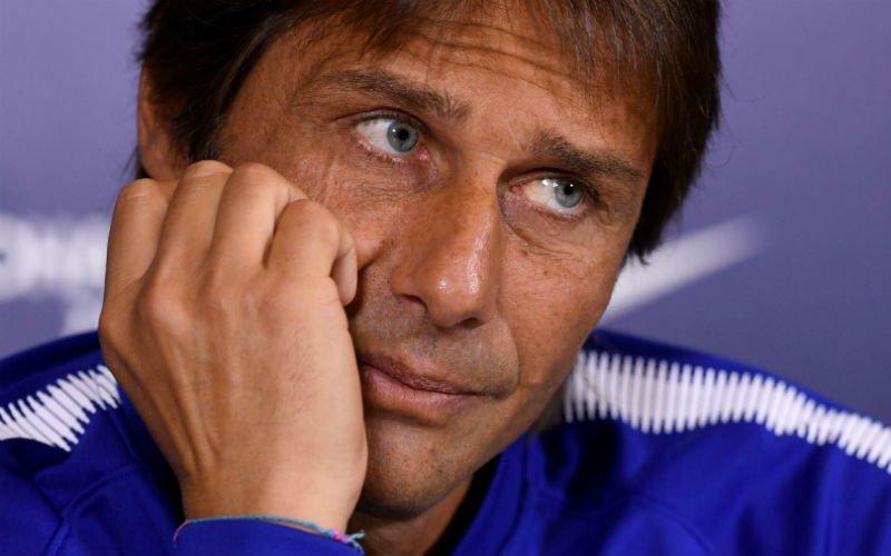Conte heeft schrik van deze Rode Duivel: