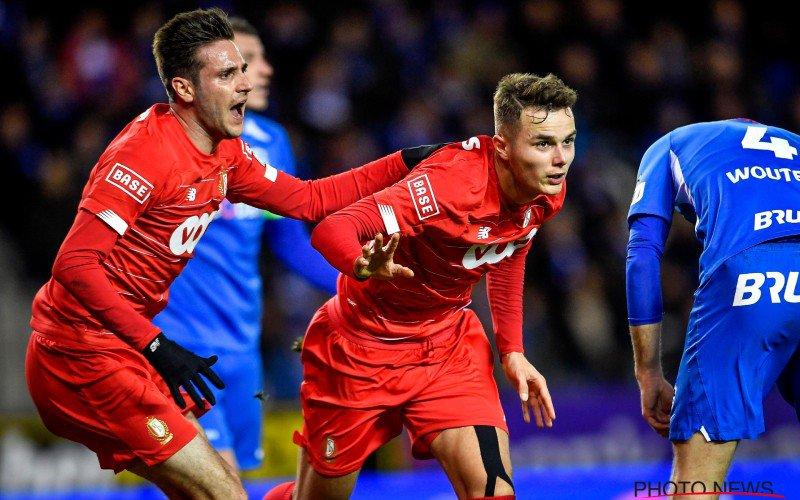 Genk krijgt mokerslag van Standard, Anderlecht is lachende derde