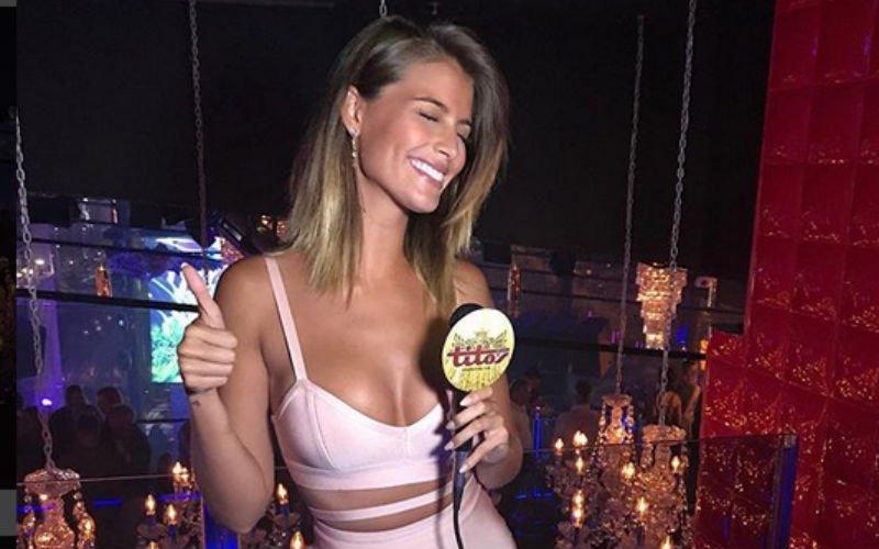 Met deze foto in sexy lingerie laat ex van Ronaldo zien wat hij mist