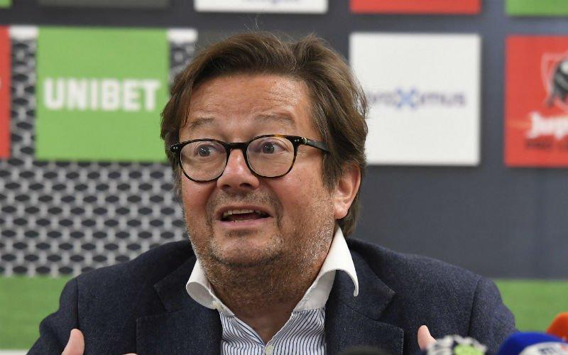 Pijnlijk: KRC Genk maakt Marc Coucke helemaal af