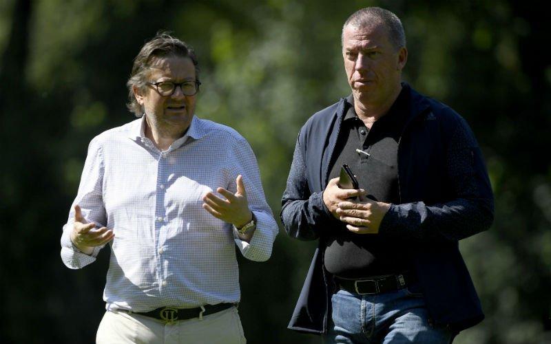 Anderlecht schrikt zich rot: 'Hij kost 7 miljoen euro'