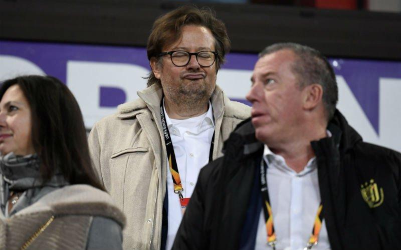 Gigantisch probleem voor Anderlecht: