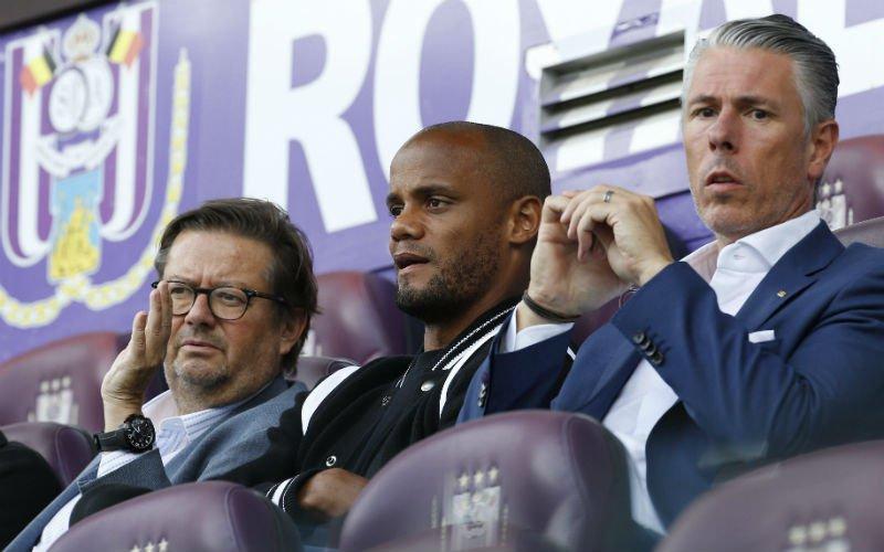 Eerste barstjes: 'Kompany wordt op het matje geroepen bij Anderlecht'