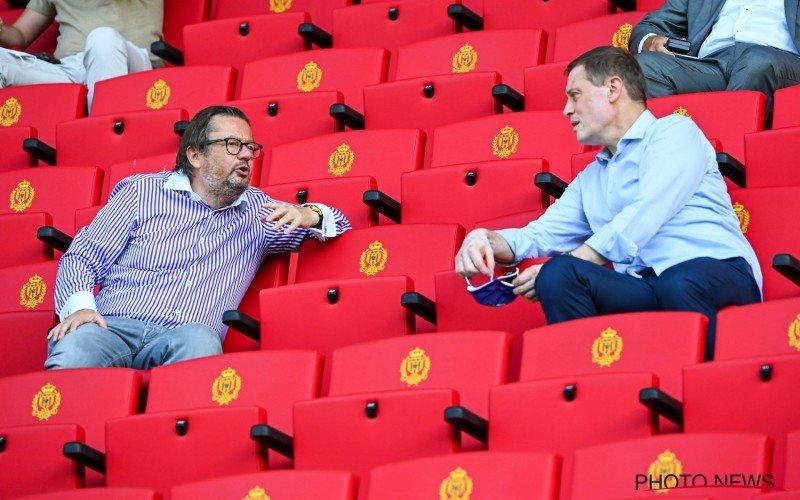 'Sterkhouder moet vertrekken bij noodlijdend Anderlecht'
