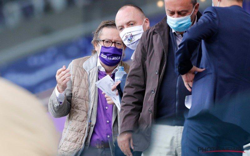'Anderlecht-bestuur maakt zich zorgen en grijpt in bij Vincent Kompany'