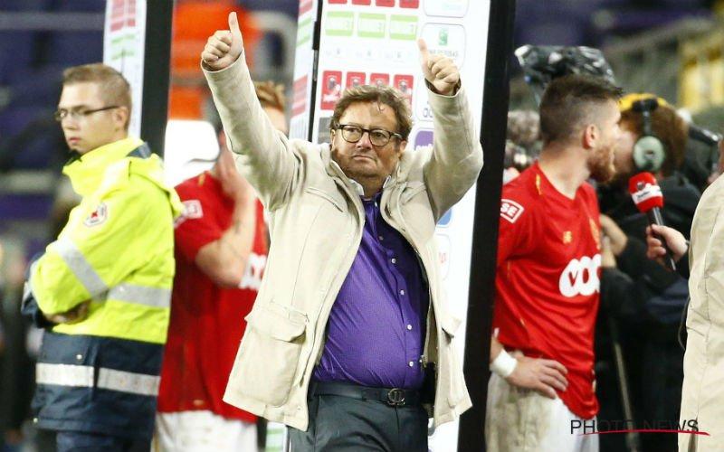 Coucke blundert bij Anderlecht: