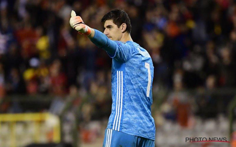 'Real Madrid en Courtois maken einde aan samenwerking'