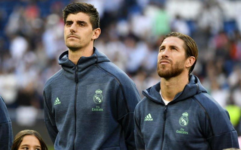 Kwade Courtois haalt zwaar uit bij Real Madrid: