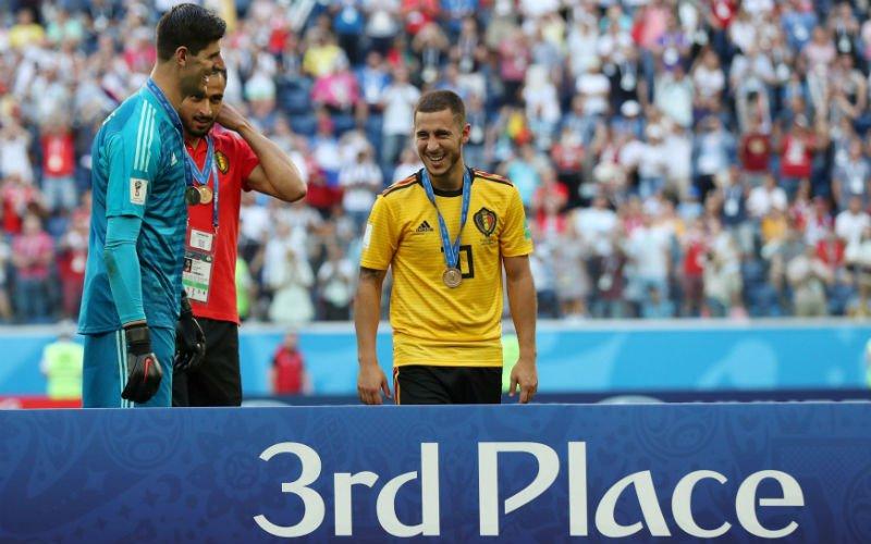 'Real Madrid legt pakken geld op tafel voor dubbelslag Hazard en Courtois'