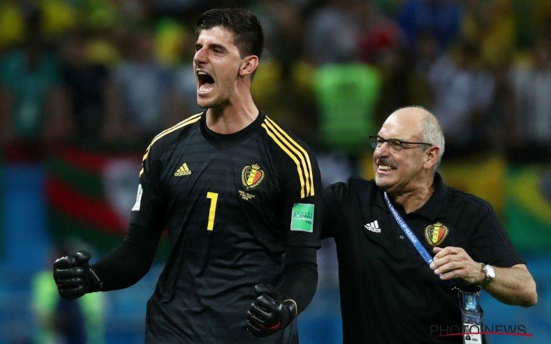 'Chelsea en Real Madrid in vergevorderde onderhandelingen over Courtois'
