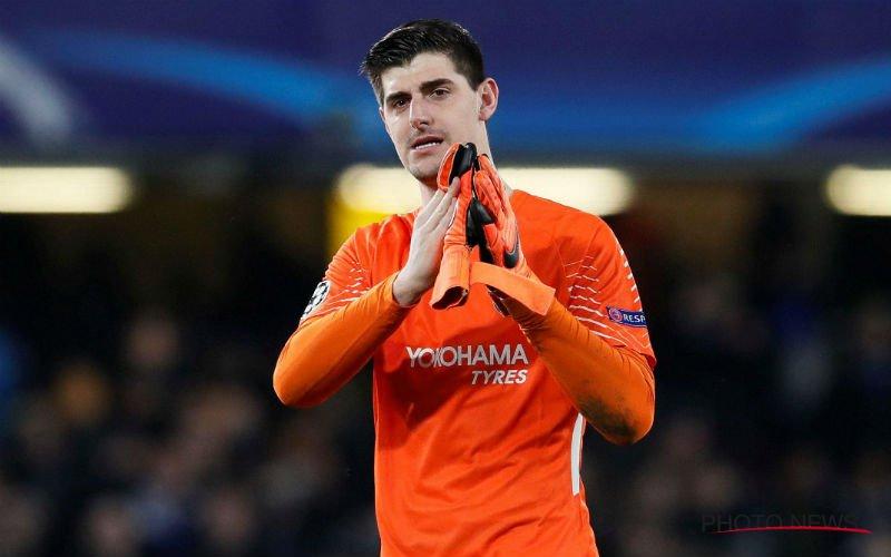 'Chelsea vreest vertrek Courtois en duidt straffe opvolger aan'
