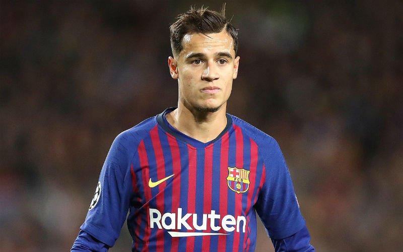 'Transfer van Coutinho bij FC Barcelona is uitgelekt'