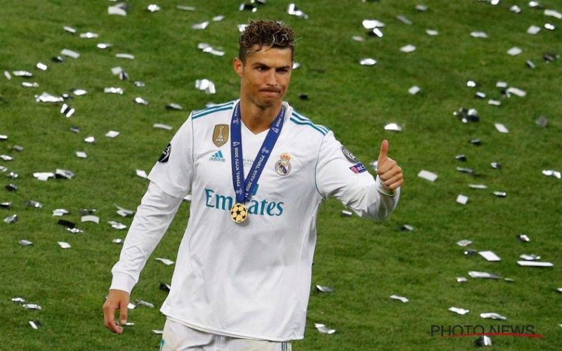 Real Madrid maakt transfer van Ronaldo naar Juve nu ook officieel