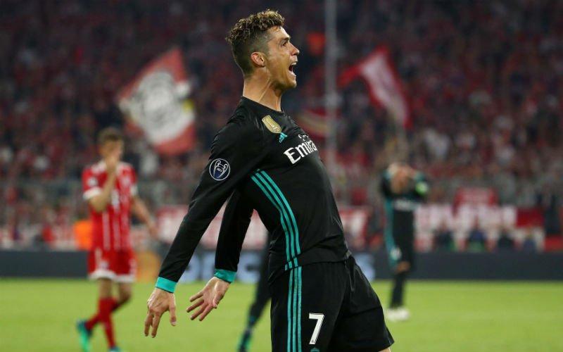 Ronaldo schuift nieuwe kanshebber voor Ballon d'Or naar voren