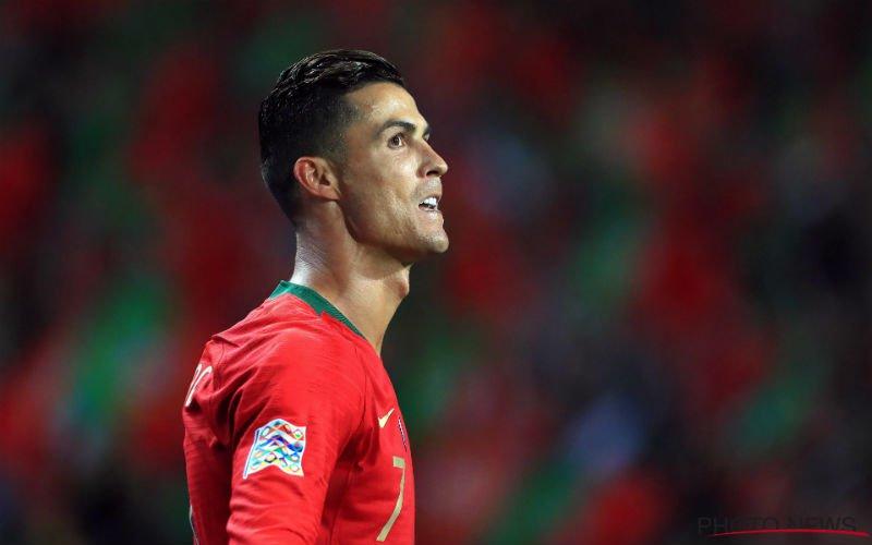 Sarri grijpt in bij Juventus: 'Cristiano Ronaldo is op weg naar deze club'