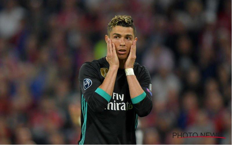 'Real Madrid accepteert vertrek Ronaldo en plakt dit bedrag op zijn hoofd'