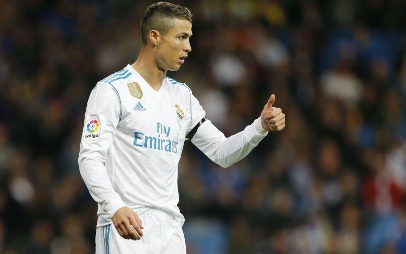 Cristiano Ronaldo kan sensationeel record breken