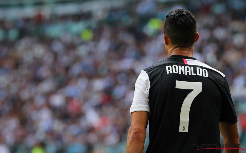 'Cristiano Ronaldo opent onderhandelingen over spectaculaire transfer'