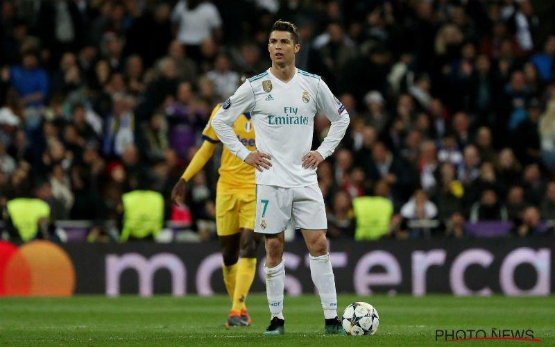 Ronaldo heel duidelijk over Neymar: 'Hij komt er niet in!'
