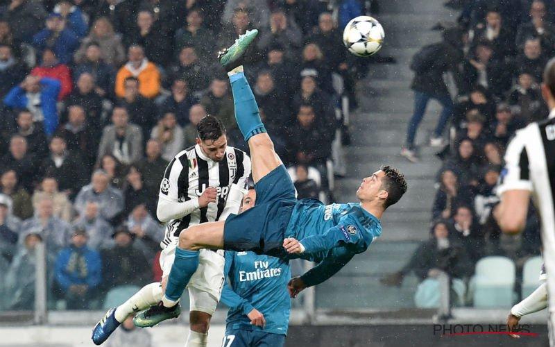 Cristiano Ronaldo wil iets kwijt over die heerlijke omhaal tegen Juventus