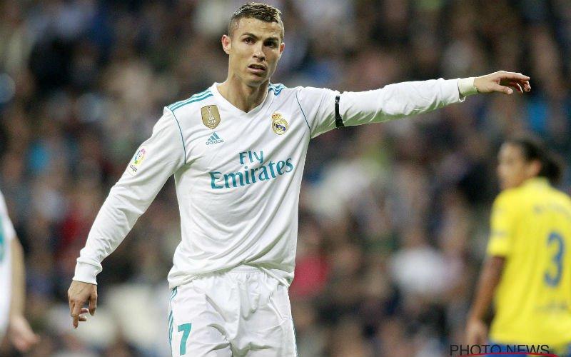 """Ronaldo ziet 6 opvolgers voor zichzelf, waaronder één Belg: """"Groot potentieel"""""""
