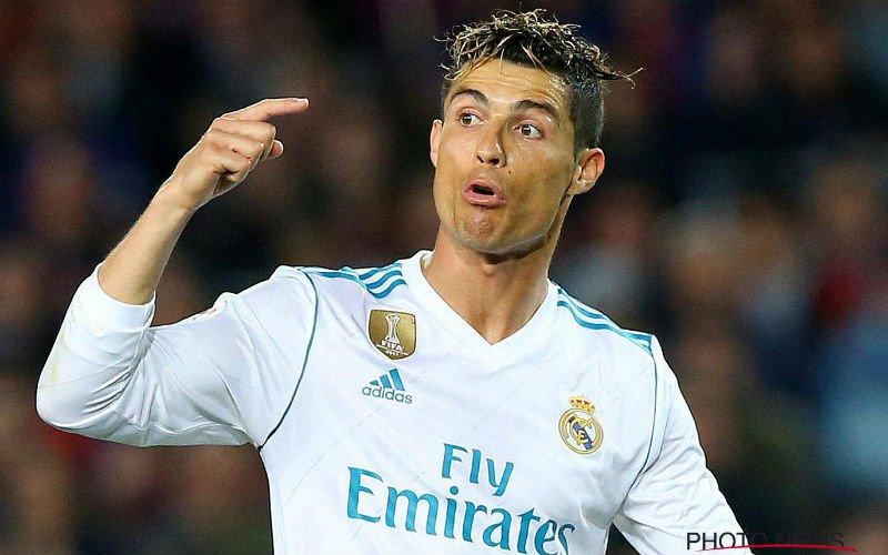 'Ronaldo eist vertrek van deze 6 Real-spelers (waaronder 2 toppers)'