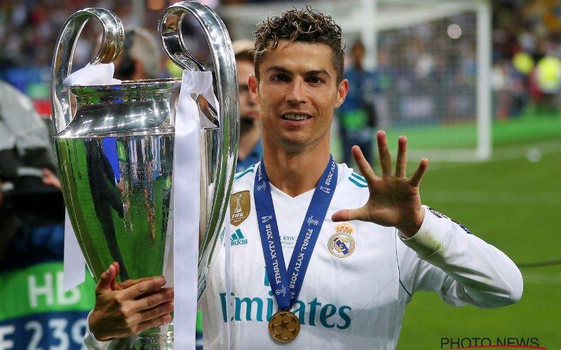'Real Madrid reserveert 372 (!) miljoen voor opvolger van Ronaldo'