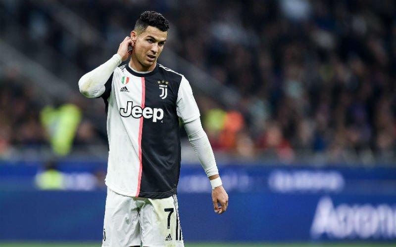 Een laatste knaltransfer: 'Cristiano Ronaldo verlaat Juventus voor déze club'