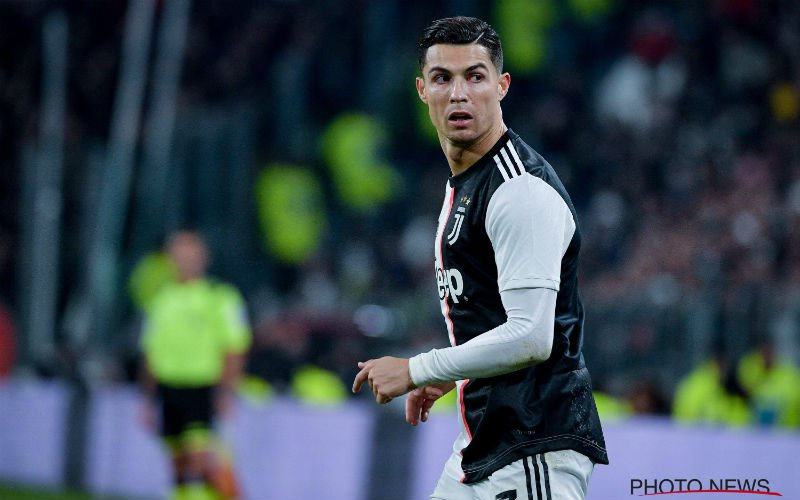 Bom ontploft bij Juventus: 'Furieuze Cristiano Ronaldo vertrekt per direct'