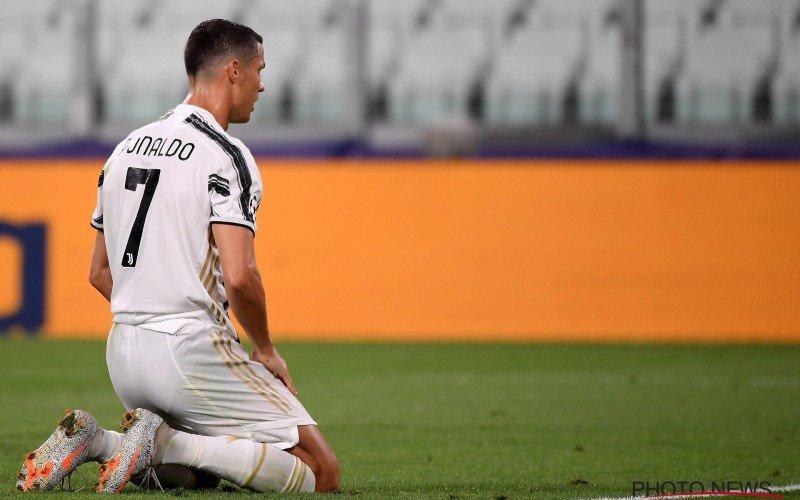 'Ronaldo neemt beslissing over toekomst na uitschakeling tegen Lyon'