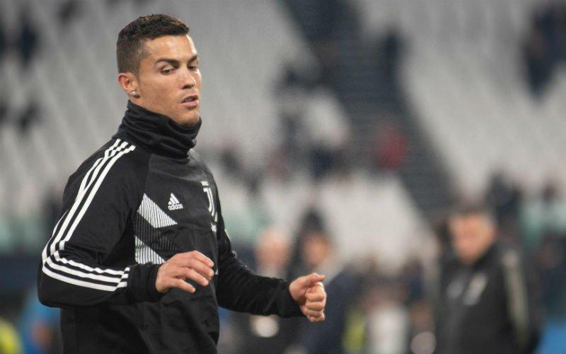 Ronaldo grijpt direct in bij Juventus: 'Hij kost 100 miljoen. Koop hem!'