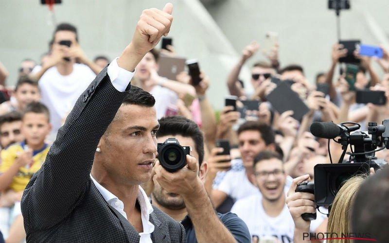 Ronaldo maakt zijn ambities bekend bij Juventus