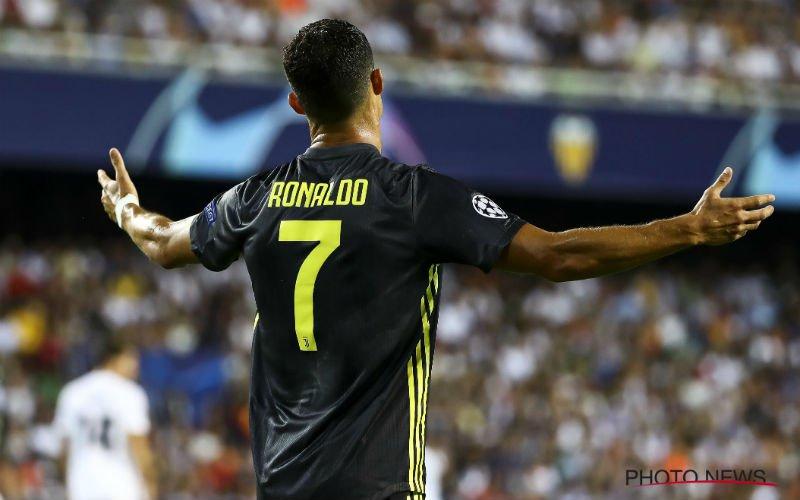 Dit zei assistent vlak voor rode kaart Ronaldo tegen scheidsrechter