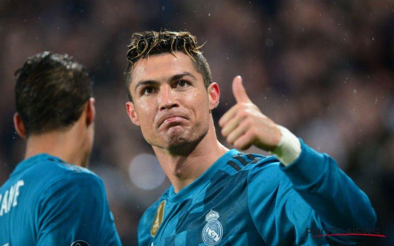 'PSG pakt Real Madrid keihard terug met Ronaldo'