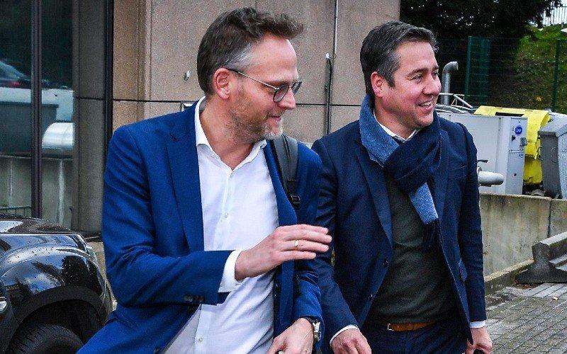 'Club Brugge en KRC Genk gaan de strijd aan met elkaar om liefst 2 toptransfers'