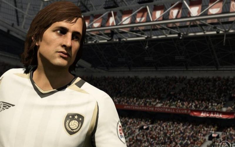 """Cruijff-icon in FIFA 19 zorgt voor miserie: """"We hebben er geen invloed op"""""""