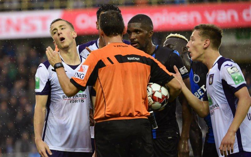 Anderlecht-fans woest: