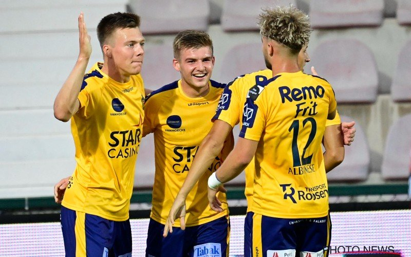 Waasland-Beveren verrast en wint ruim in Kortrijk