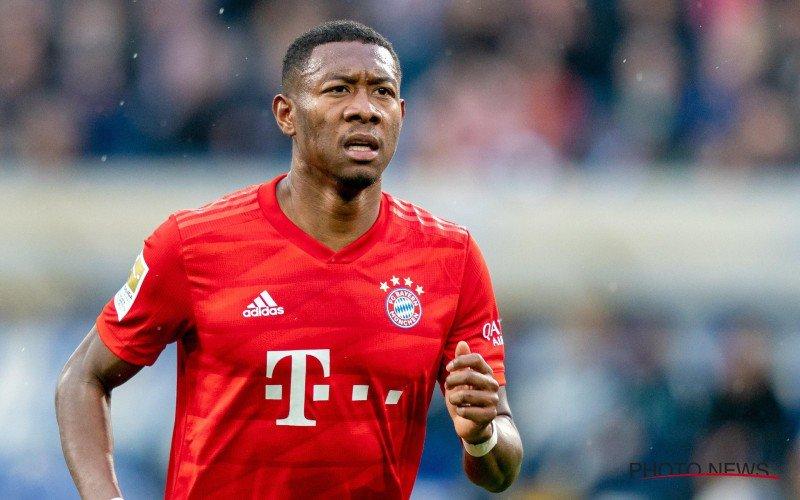 'Alaba verlaat Bayern München en staat voor absolute toptransfer'