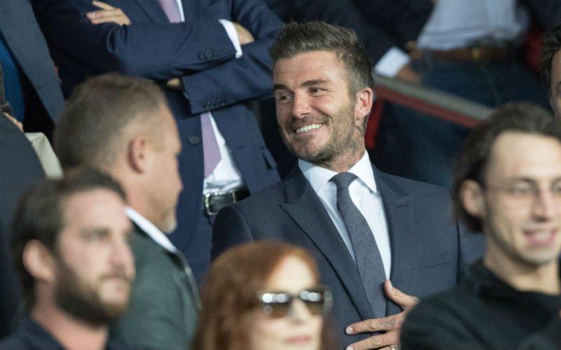 'David Beckham drukt door en wil topspeler weghalen bij Anderlecht'