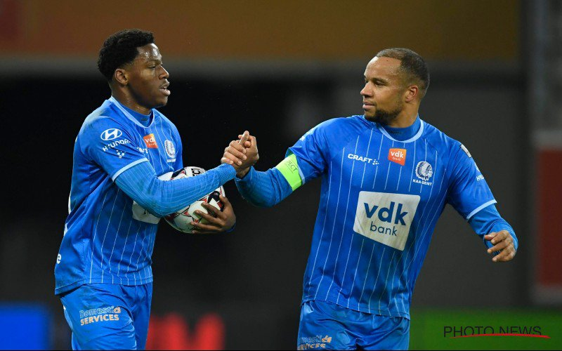 'Aanvoerder Odjidja doet ultieme poging om David bij AA Gent te houden'