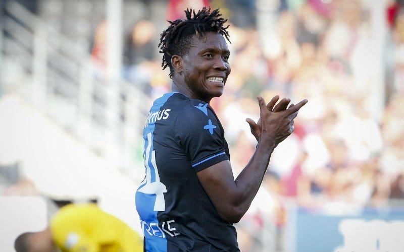 'Club Brugge heeft serieus probleem met David Okereke'