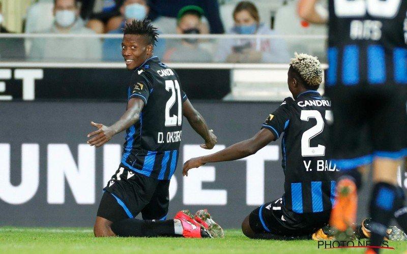 Club Brugge wint na kort schrikmoment met ruime cijfers van Waasland-Beveren