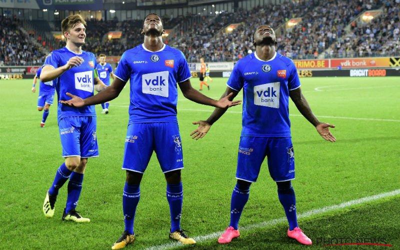 AA Gent heeft eerste competitiezege van het seizoen te pakken