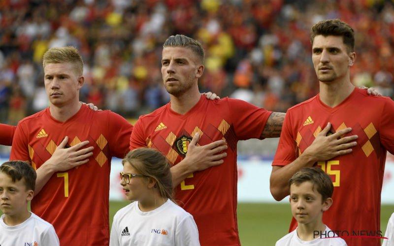 'Indrukwekkend trio mét Alderweireld op weg naar Man United'