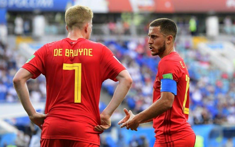 Deze Belgische speler wordt op FIFA 20 beter dan Hazard en De Bruyne