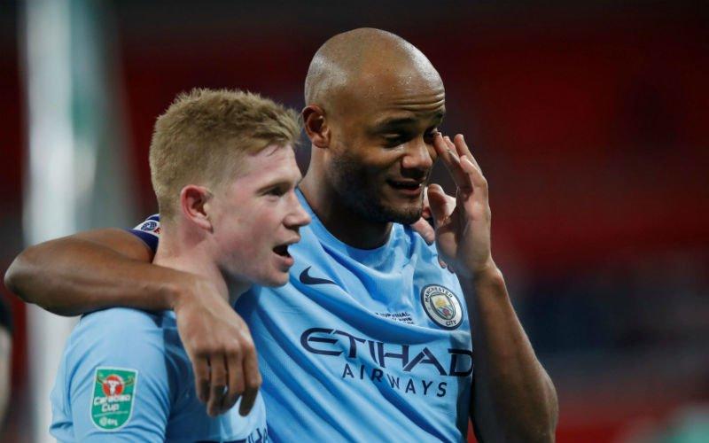 Manchester City krijgt titel cadeau van rivaal United