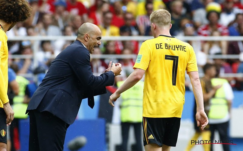 Er moet De Bruyne na de overwinning iets van het hart: