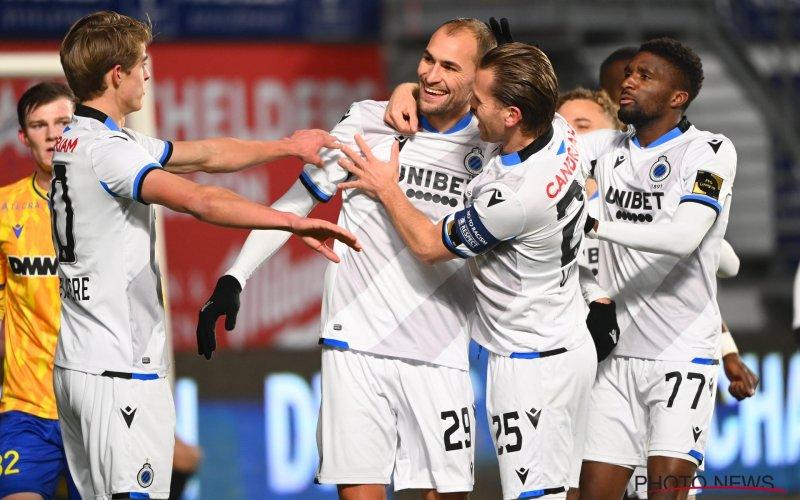 Club Brugge-fans zeggen allemaal hetzelfde over Bas Dost